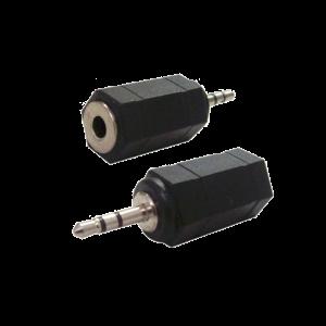 Αντάπτορας PowerTech CAB-J014 2.5mm (M) σε 3.5mm (F)