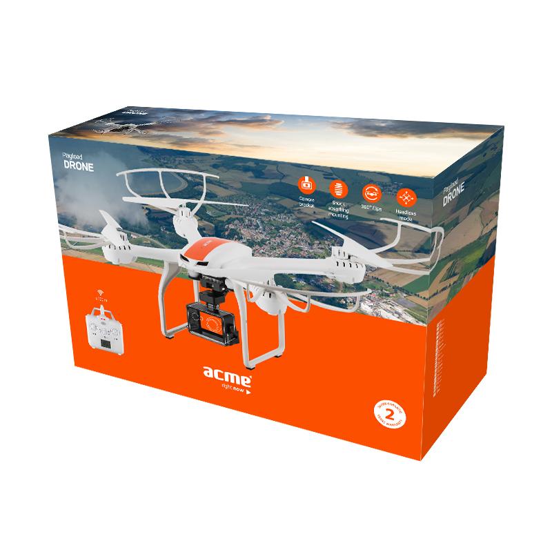 Drone ACME X8500 - Άσπρο