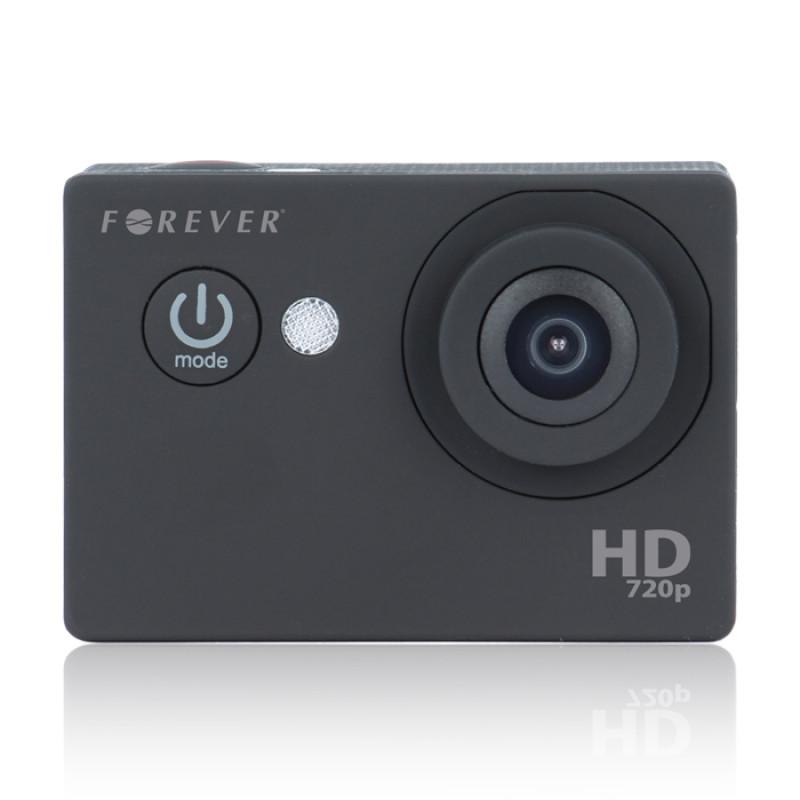 Action Camera Forever SC-100 HD 720p - Μαύρο