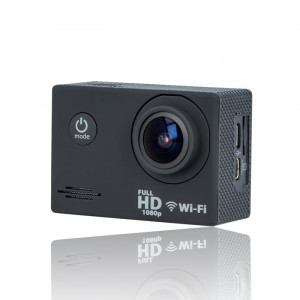 Action Camera Forever SC-210 Plus Full HD Wi-Fi - Μαύρο