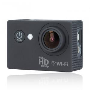 Action Camera Forever SC-210 Full HD Wi-Fi - Μαύρο