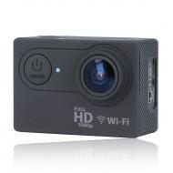 Action Camera Forever SC-300 Full HD Wi-Fi με Τηλεχειριστήριο -Μαύρο