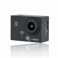 Action Camera Forever SC-400 PLUS 4K Wi-Fi - Μαύρο