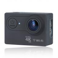 Action Camera Forever SC-410 4K Wi-Fi με Τηλεχειριστήριο - Μαύρο