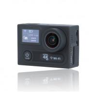 Action Camera Forever SC-420 4K Wi-Fi με Τηλεχειριστήριο - Μαύρο