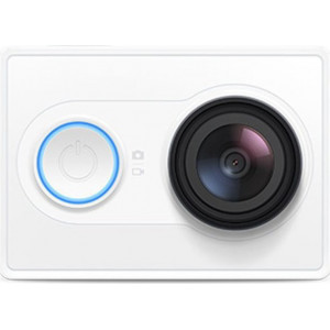 Action Camera Yi Technology 1080P 16MP CMOS Wi-Fi και Bluetooth 4.0 - Άσπρο
