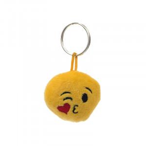 Μπρελόκ Emoji Kiss