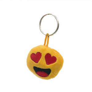 Μπρελόκ Emoji Love