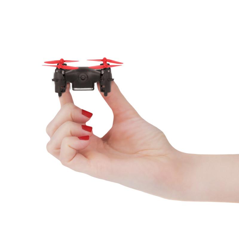 Drone Forever Pixel - Μαύρο