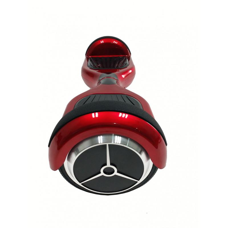 Ηλεκτρικό Σκούτερ Hoverboard BRIGMTON BBOARD-60 - Κόκκινο
