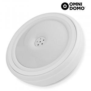 Φωτιστικό LED με Ανιχνευτή Φωνής Omni Domo Voluma - Άσπρο