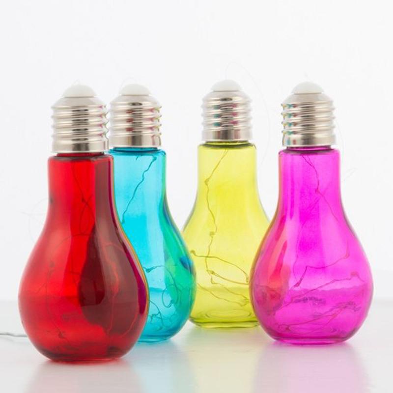 Λάμπα LED με Λαμπτήρα Retro - Κόκκινο