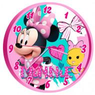 Ρολόι Τοίχου Disney Minnie