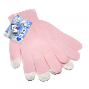 Γάντια για Οθόνη Αφής Touch - Ροζ
