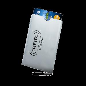 Θήκη Προστασίας Ασύρματης Ανάγνωσης Πιστωτικών Καρτών GreenGo