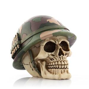 Κουμπαράς Νεκροκεφαλή Στρατιώτη