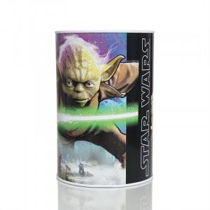 Κουμπαράς Μεταλλικός Star Wars Yoda
