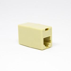 Μετατροπέας Τηλεφώνου Μούφα POWERTECH για RJ11 6P4C (CAB-T021)