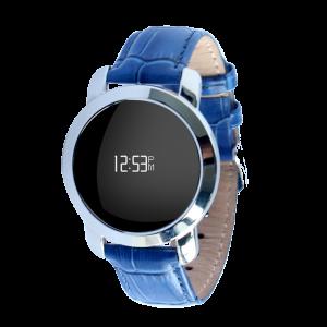 Smartband MyKronoz ZeCircle Premium Flat - Μπλε / Ασημί