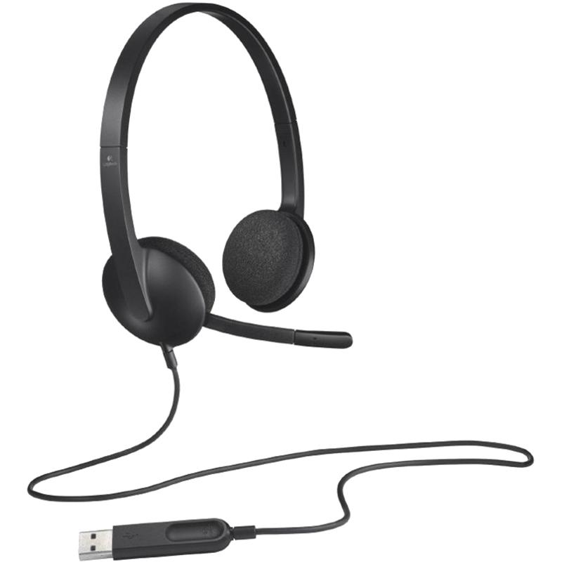 Multimedia Headset Logitech H340