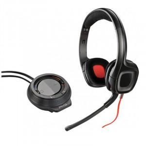 Gaming Ακουστικά Plantronics GameCom D60 - Μαύρο
