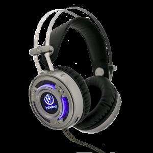 Gaming Ακουστικά REBELTEC Hurricane 7.1 - Γκρι