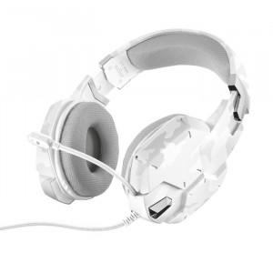 Gaming Ακουστικά Trust 322W Camouflage - Άσπρο