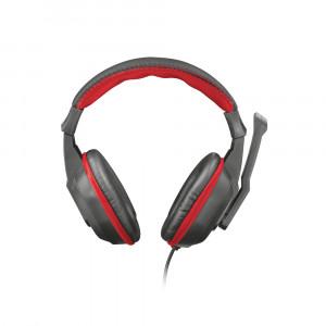 Gaming Ακουστικά Trust Ziva - Μαύρο/Κόκκινο