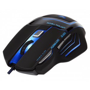 Gaming Ποντίκι AULA SHARK EXPERT Ενσύρματο - Μαύρο