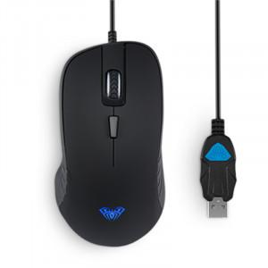 Gaming Ποντίκι AULA Tantibus - Μαύρο