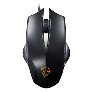 Gaming Ποντίκι Motospeed F61 Ενσύρματο Optical - Μαύρο