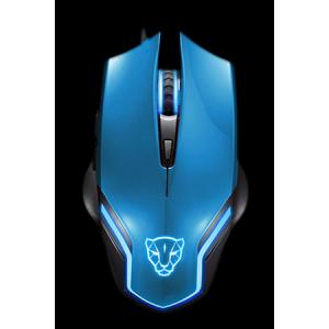 Gaming Ποντίκι Motospeed F61 Ενσύρματο Optical - Μπλε