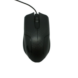 Ποντίκι Optical V2 - Μαύρο