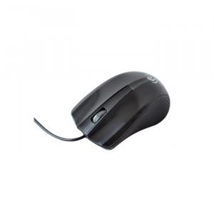 Ποντίκι Rebeltec BLAZE - Μαύρο