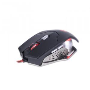 Gaming Ποντίκι REBELTEC FALCON Ενσύρματο - Μαύρο