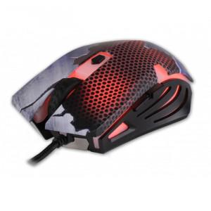 Gaming Ποντίκι REBELTEC HORNET - Μαύρο