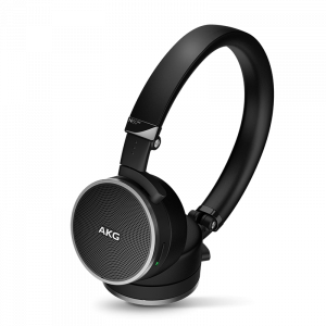 Headphones AKG N60nc - Μαύρο