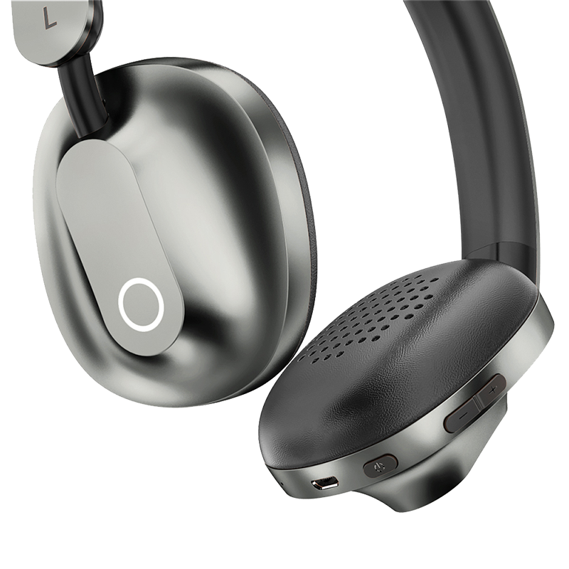 Headphones Bluetooth Baseus Encok D01 - Μαύρο