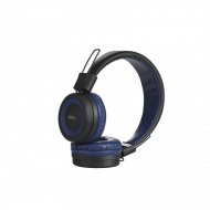 Headphones Bluetooth Hoco W16 Cool Motion - Μπλε