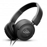 Headphones JBL T450 με Μικρόφωνο - Μαύρο