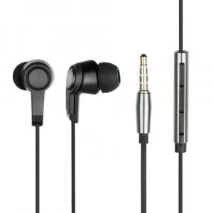 Handsfree Stereo Mega Tune Ακουστικά - Μαύρο