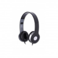 Headphones Rebeltec City - Μαύρο