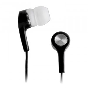 Handsfree Ακουστικά Setty In-Ear - Μαύρο