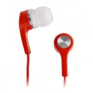 Handsfree Ακουστικά Setty In-Ear - Κόκκινο