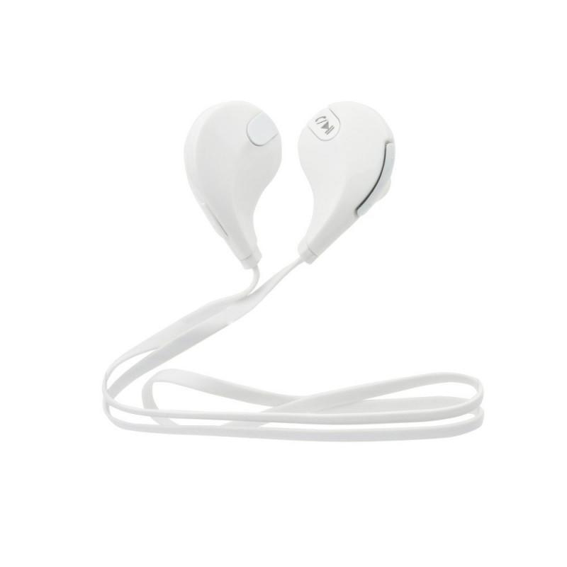 Bluetooth Headset Blun NFC Universal QY7 - Άσπρο
