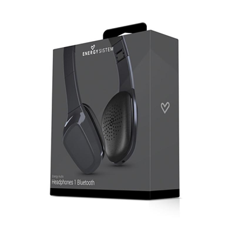 Headphones Bluetooth με Μικρόφωνο ENERGY SISTEM MAUAMI0538 - Γραφίτης
