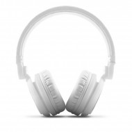 Headphones Energy Sistem DJ2 mic Άσπρα