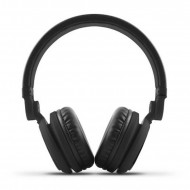 Headphones Energy Sistem DJ2 mic Μαύρα
