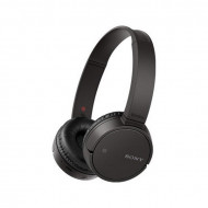 Bluetooth Headset Sony WHCH500B NFC - Μαύρο