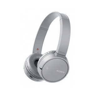 Bluetooth Headset Sony WHCH500B NFC - Γκρι